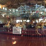 Ontario Beach Park - carousel ride