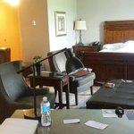 Room 501, very nice!