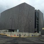 New building of the Jade & Precolumbian Art Museum in San Jose