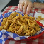 Fried Clams: Large Size