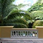 Poolview deluxe balcony