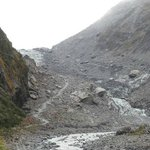 Fox Glacier from the Valley
