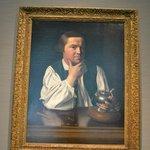 Copley's Paul Revere