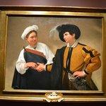 Caravaggio's Fortune Teller