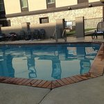 Nice, clean, refreshing pool