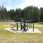 One of the playgrounds.