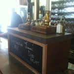 cask pulls but only on certain days...I missed it