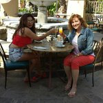 Breakfast at Eladios! Delicious!