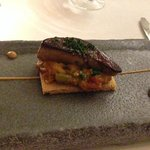 Catalan Steak of Foie Gras