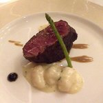 Catalan Beef tenderloin
