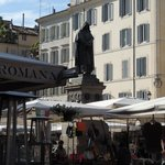 Statue of Bruno