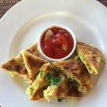 Breakfast - Indonesian Omelette