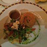 El Patio dinner, yummmm!