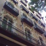 Hotel Catalonia El Pilar, early morning