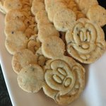 Cookies at the kingdom lounge
