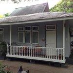 Superior room type bungalow