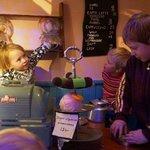 кафе в городке для детей