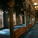Inside the New Mosque