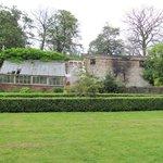 Greenhouse & Orangery - being restored