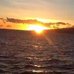 Sunset in Wakiki