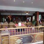 The (empty) restaurant