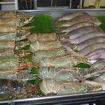 Fresh seafood!!!