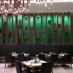 Green Theme of Hotel