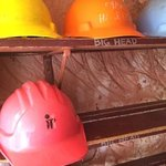 hard hats for everyone