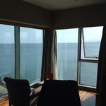 Great sea view - this only fifth floor