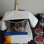Unexpected birthday gift from Grand Hotel Bohemia