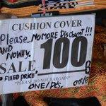 No More Discount!!