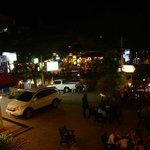 Ao-Nang Sunset Hotel @ night