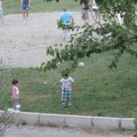 volley ball pitch