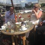 Drinks on deck
