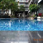 Baan Laimai Beach Resort - Pool and surrounds