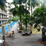 Baan Laimai Beach Resort - Part of Pool