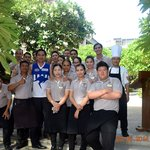 Baan Laimai Beach Resort - Some Staff