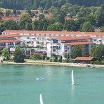 Althoff Seehotel Überfahrt Aussenansicht