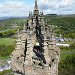 Enjoy the amazing views from The Crown at The National Wallace Monument