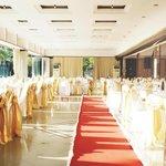โรงแรม หนองหาร เอลลิแกนท์ มีห้องไว้สำหรับจัดเลี้ยง งานแต่งงาน ประชุมสัมนา
