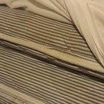 "The ""brand new"" mattress"