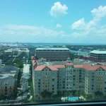 View from room 2031