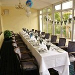 Conservatory Dining at Castles Restaurant