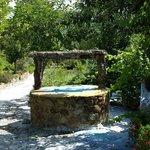 A well