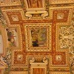 Роспись потолков Ватикана