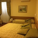 Camera n.11 per 4 persone