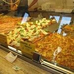 pizza choice