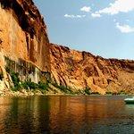 Relaxing Colorado River Rafting Trip