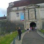 L'ingresso alla Citadelle