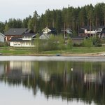 serene lake